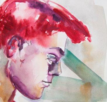 Jens mit rotem Haar